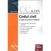 Codul civil si Legea de punere in aplicare – editie actualizata la 7 ianuarie 2019
