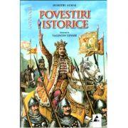 Povestiri istorice volumul 1 - Dumitru Almas