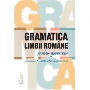 Gramatica limbii romane pentru gimnaziu, Academia Romana