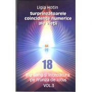 Surprinzatoarele coincidente numerice ale vietii. Big Bang si intepatura pe frunza de lotus. Volumul III - Letras