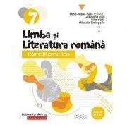 Exerciţii practice de limba şi literatura română - Caiet de lucru - Clasa a VII-a