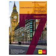Limba modernă 1 - Engleză Intensiv, manual pentru clasa a VII-a