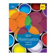Clubul Matematicenilor, Matematica clasa a V-a. Semestrul I, 2019-2020
