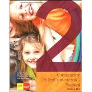 Comunicare în limba modernă 1 - Engleză, Manual Cambridge, pentru clasa a II-a Castigator al Licitației din 2019