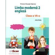 Manual de limba engleza pentru, clasa a VII-a - Limba moderna 2 - Jenny Dooley