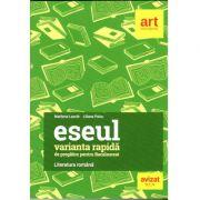 ESEUL. Varianta rapida de pregatire pentru bacalaureat