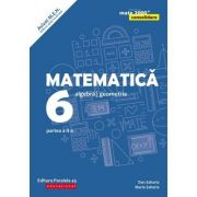 Matematica 2019 - 2020 Consolidare - Algebra, Geometrie - Clasa A VI-A - Semestrul II - Avizat M. E. N. conform O. M. nr. 4696/02. 08. 2019