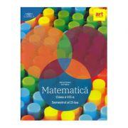 Matematică pentru clasa a VII-a. Semestrul II. Clubul Matematicienilor 2019-2020