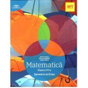 Matematică pentru clasa a VI-a. Semestrul II. Clubul Matematicienilor 2019-2020