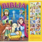 Carte cu sunete, Biblia pentru cei mici
