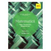 Matematică. Clasa a V-a. Semestrul al II-lea. Teste. Fișe de lucru. Modele de teze