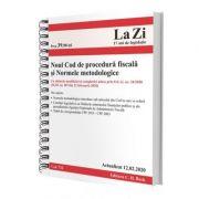 Noul Cod de procedură fiscală și Normele metodologice de aplicare. Cod 711. Actualizat la 12. 02. 2020