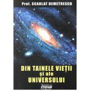 Din tainele vieţii şi ale universului, Prof. Scarlat Demetrescu