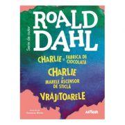Box set ROALD DAHL, 3 volume