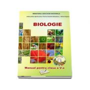Biologie - Manual pentru clasa a V-a - Iuliana-Alina Sprincenea (Contine si editia digitala)