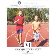 Educatie fizica si sport. Manual pentru clasa a VI-a - Laurentiu Oprea