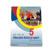 Educatie fizica si sport, manual pentru clasa a V-a - Monica Iulia Stanescu (Contine editie digitala) - Stanescu, Monica Iulia