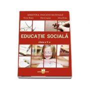 Educatie sociala, manual pentru clasa a V-a - Elena Lupsa