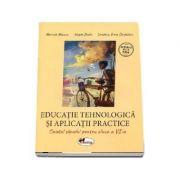 Educatie tehnologica si aplicatii practice. Caietul elevului pentru clasa a V-a, Marinela Mocanu