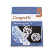 Geografie, manual pentru clasa a V-a - Marius Cristian Neacsu (Contine editia digitala) - Neacsu, Marius Cristian