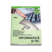Informatica si Tic, caietul elevului pentru clasa a V-a - Popescu, Carmen