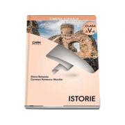 Istorie, caiet pentru clasa a V-a - Carmen Tomescu si Elvira Rotundu - Tomescu, Carmen