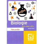 Memorator de biologie pentru clasa a XII-a