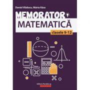 Memorator de matematică pentru clasele IX-XII