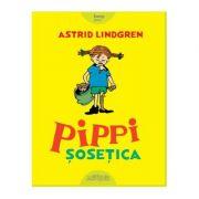 Pippi Șosețica Astrid Lindgren
