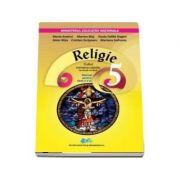 Religie cultul romano-catolic de limba romana, manual pentru clasa a V-a - Maria Andrici (Contine editie digitala) - Andrici, Maria
