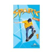 Curs pentru limba engleza (L1). SPARK 1. Caiet pentru clasa a V-a (Workbook) - Evans, Virginia
