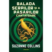 Balada șerpilor și a păsărilor cântătoare, Suzanne Collins