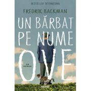 Un bărbat pe nume Ove Fredrik Backman