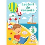 Lecturi de vacanţă clasa a III-a Texte amuzante, inedite şi atractive