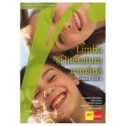 Limba și literatura română - Clasa a VIII-a - Florentina Sâmihăian, Sofia Dobra, Monica Halaszi, Anca Davidoiu-Roman, Horia Corcheș