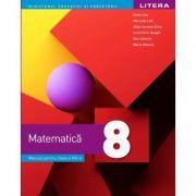 Matematică. Manual pentru clasa a VIII-a - Litera