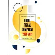 Codul fiscal comparat 2020-2021 (cod+norme), 3 vol, 20 ianuarie 2021