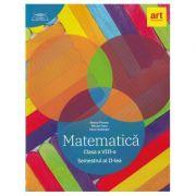 MATEMATICA clasa a VIII-a. Semestrul II. CLUBUL MATEMATICIENILOR - Mircea Fianu, Marius Perianu, Dana Heuberger