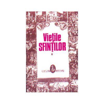 Vietile sfintilor  (7 vol.)