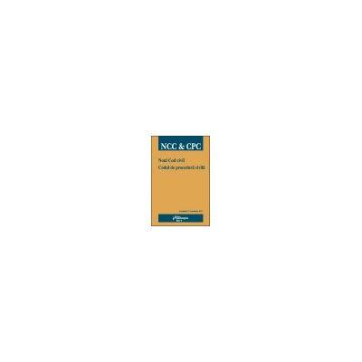 Noul Cod civil. Codul de procedura civila Actualizat 17 octombrie 2011