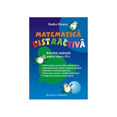 Matematica distractiva Clasa a II-a