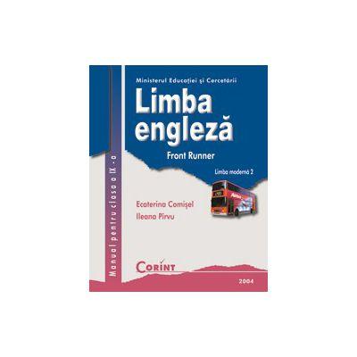 LIMBA ENGLEZA L2 - Manual pentru clasa a IX-a