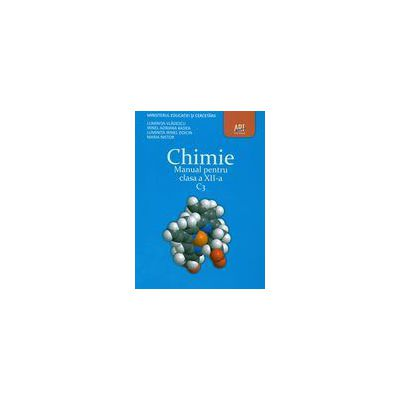 Chimie (C3), clasa a XII-a