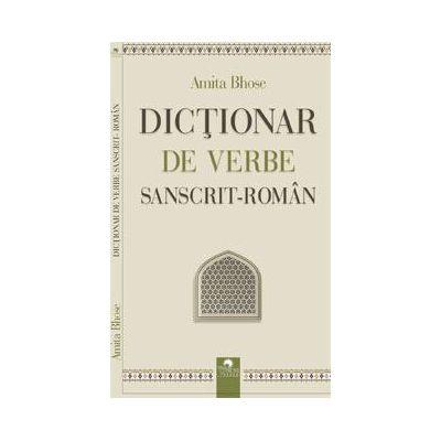 Dictionar de verbe sanscrit roman