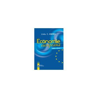 Economie europeană. Ediția a doua
