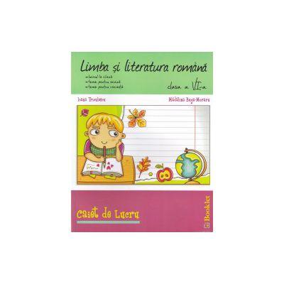 Limba si literatura romana - clasa a 6-a : caiet de lucru