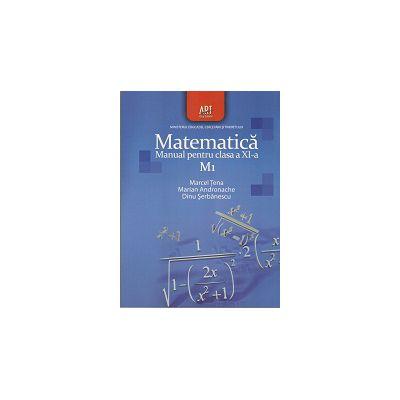 Matematica M1 - Manual clasa a XI-a