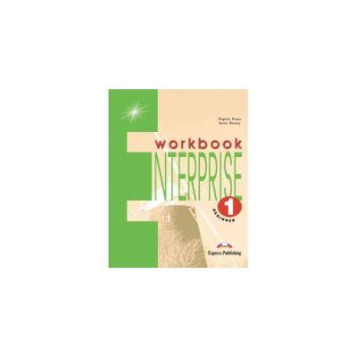 Enterprise 1 Workbook- caiet clasa a V-a