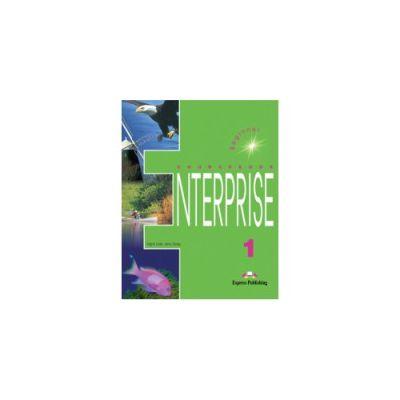Enterprise 1 Coursebook- manual clasa a V-a
