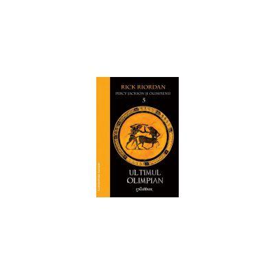 Ultimul Olimpian (Percy Jackson si Olimpienii Vol. 5)